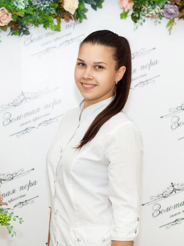 Анастасия, мастер массажа