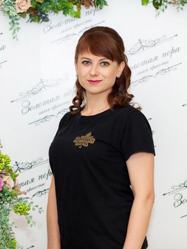 Ирина, мастер маникюра и педикюра