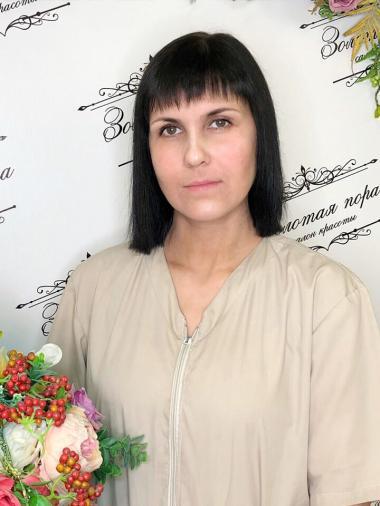 Наталья, мастер маникюра и педикюра